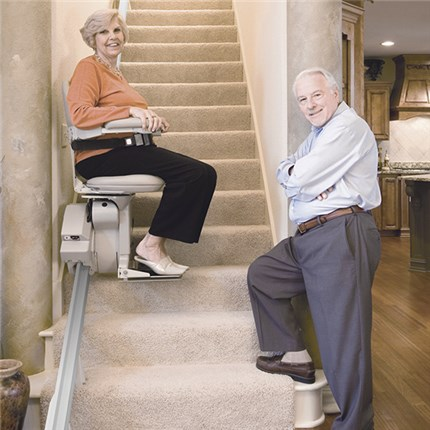 Elite Indoor Straight & Stair Lifts - Residential or Commercial | Outer Banks Elevators